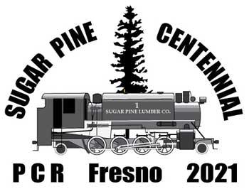 Sugar Pine Centennial 2021 logo